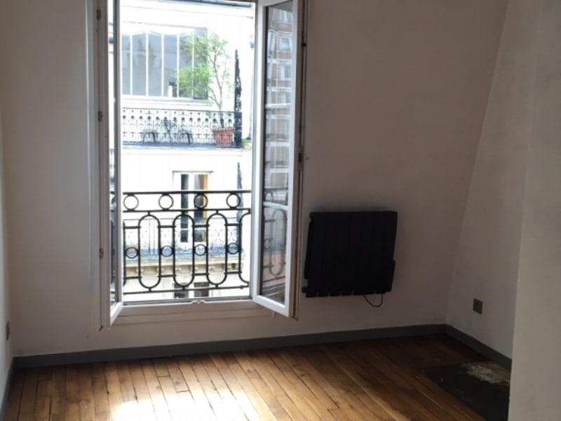 Rental apartment Paris 18ème 707€ CC - Picture 1