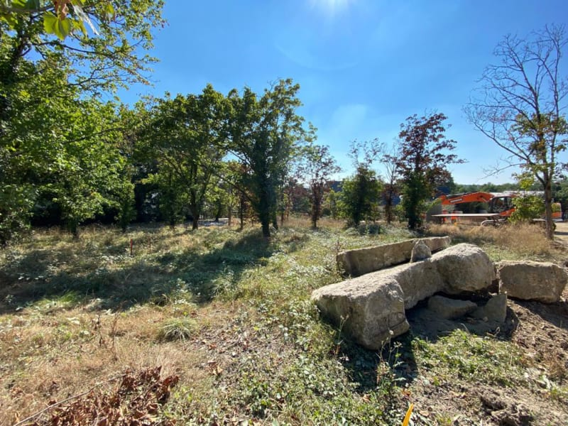 Vente terrain Bouchemaine 289122€ - Photo 1