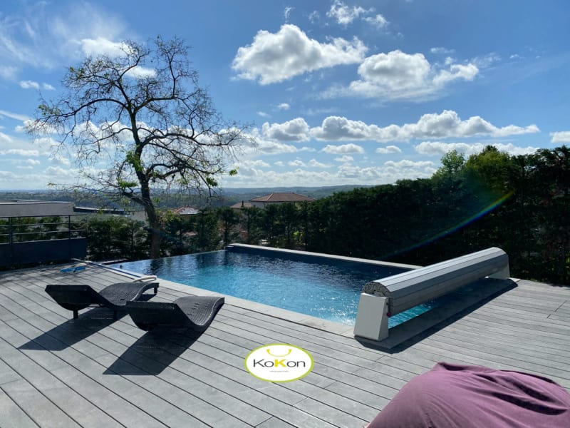 Vente maison / villa Vernaison 920000€ - Photo 3