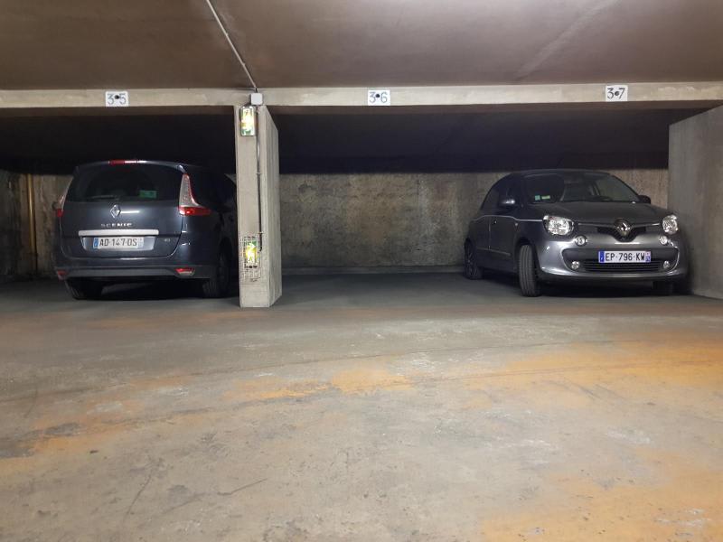Location parking Paris 3ème 170€ CC - Photo 2