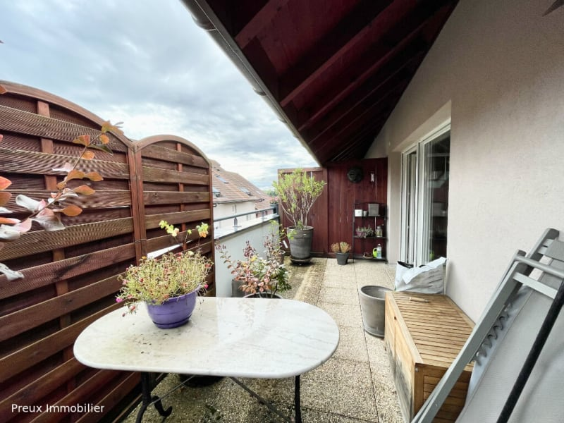 Vente appartement Pringy 577000€ - Photo 10