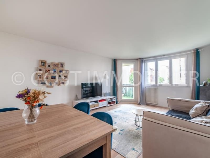 Vente appartement Asnieres sur seine 349000€ - Photo 1