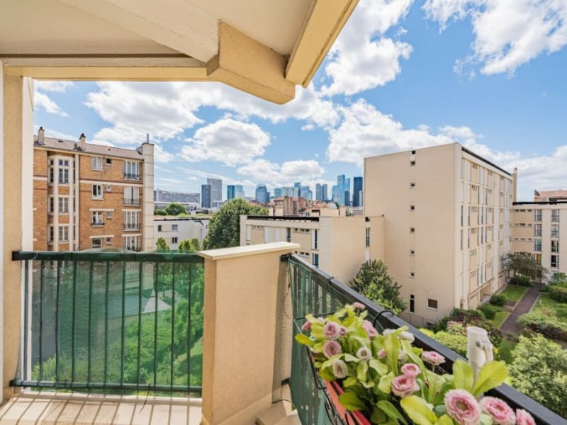 Vente appartement Courbevoie 549000€ - Photo 1