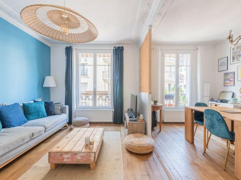 Vente appartement Levallois-perret 549000€ - Photo 1
