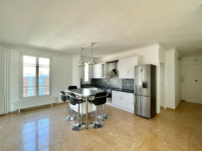 Location appartement Courbevoie 1750€ CC - Photo 1