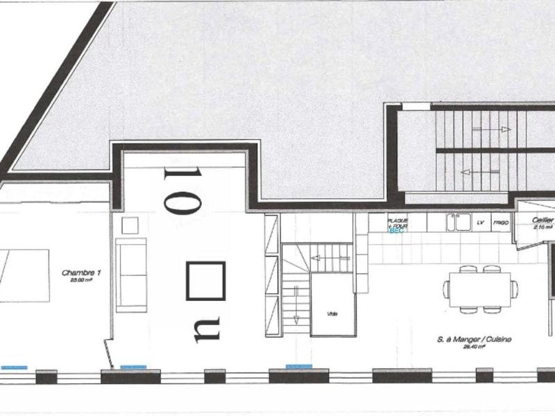 Deluxe sale loft/workshop/open plan Issy les moulineaux 1040000€ CC - Picture 10
