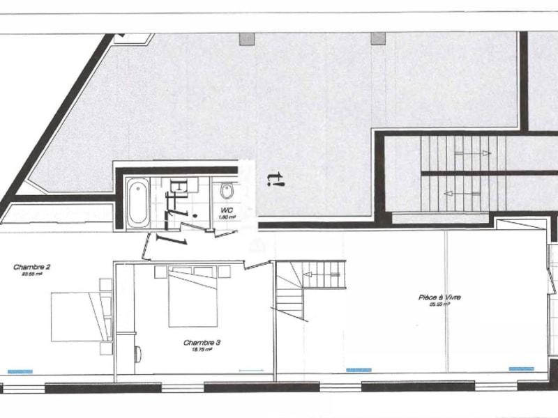 Deluxe sale loft/workshop/open plan Issy les moulineaux 1040000€ CC - Picture 11