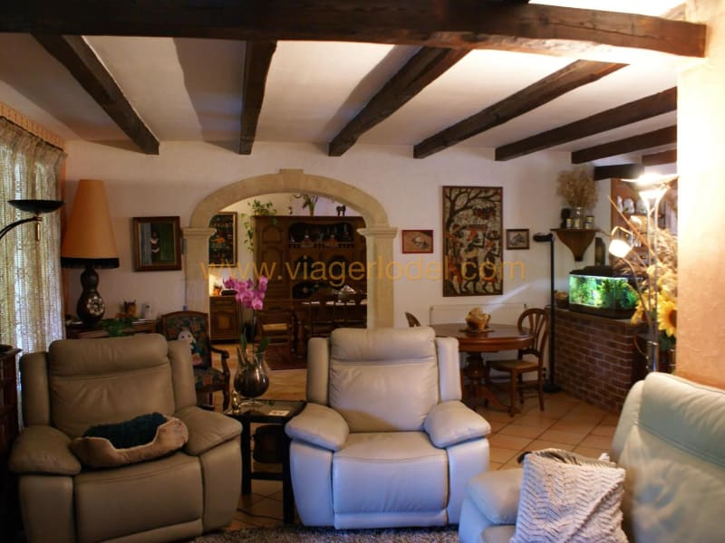 Life annuity house / villa Saint-étienne-vallée-française 65000€ - Picture 5