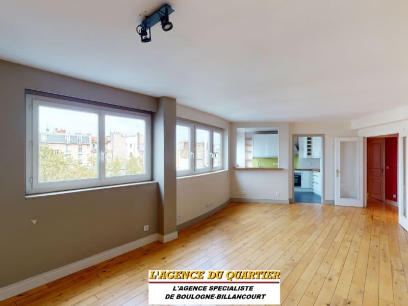 Appartement Boulogne Billancourt 4 pièce(s)