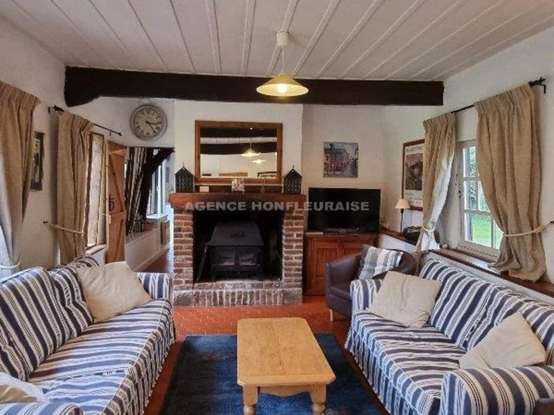 Vente maison / villa La rivière-saint-sauveur 375000€ - Photo 2