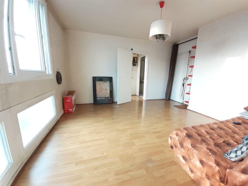 Sale apartment Paris 20ème 415000€ - Picture 2