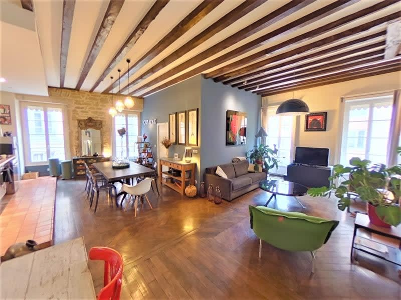 Vente appartement Lyon 1er 415000€ - Photo 1