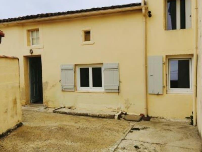 Vente maison / villa Cherves richemont 109500€ - Photo 5