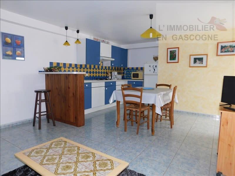 Rental apartment Castelnau barbarens 500€ CC - Picture 2