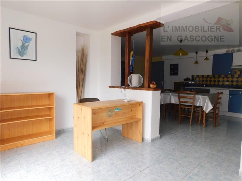 Rental apartment Castelnau barbarens 500€ CC - Picture 4