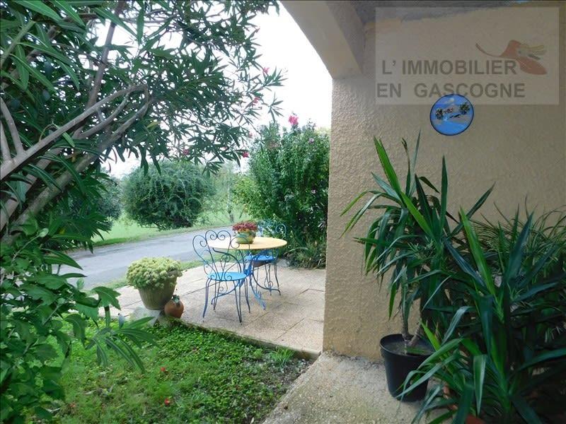 Rental apartment Castelnau barbarens 500€ CC - Picture 8