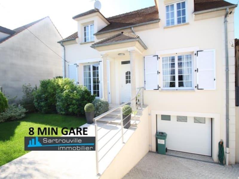 Revenda casa Sartrouville 659000€ - Fotografia 1