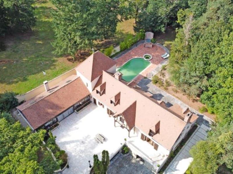 Vente de prestige maison / villa Poigny la foret 1690000€ - Photo 1