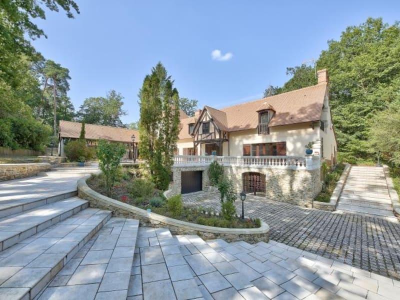Vente de prestige maison / villa Poigny la foret 1690000€ - Photo 2