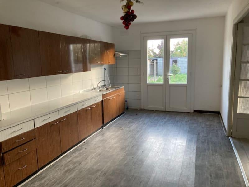 Vente maison / villa Martigne ferchaud 125880€ - Photo 5