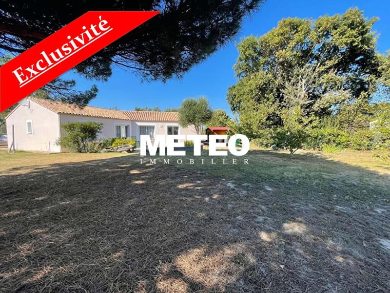 Sale house / villa Les sables d olonne 528000€ - Picture 1