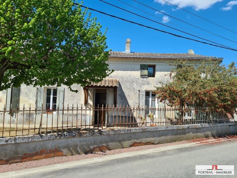 Vente maison / villa Blaye 244000€ - Photo 1