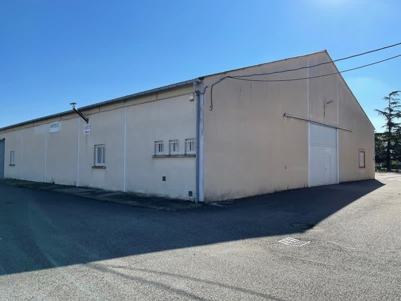 Rental empty room/storage Colomiers 3120€ HC - Picture 1