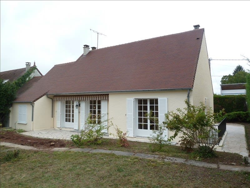 Rental house / villa L isle adam 1313,08€ CC - Picture 1