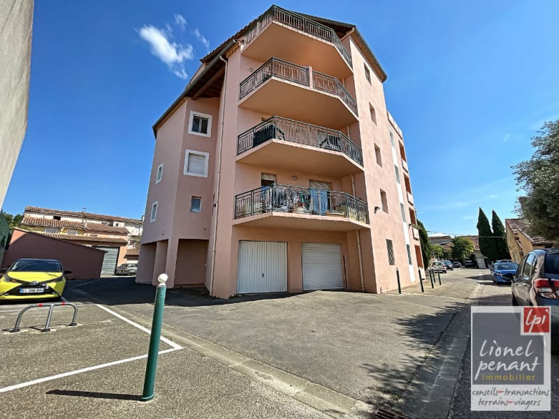 Vente appartement Carpentras 130000€ - Photo 13
