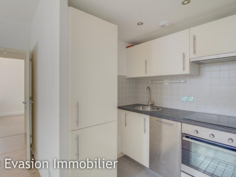 Rental apartment Passy 564€ CC - Picture 2
