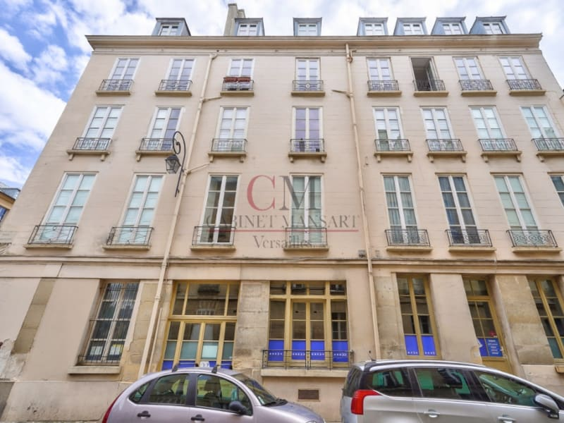 Rental empty room/storage Versailles 4700€ HC - Picture 1