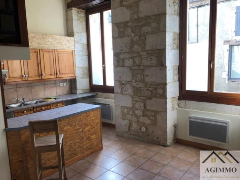 Location appartement Solomiac 330€ CC - Photo 1