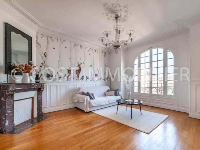 Vente appartement Courbevoie 630000€ - Photo 2