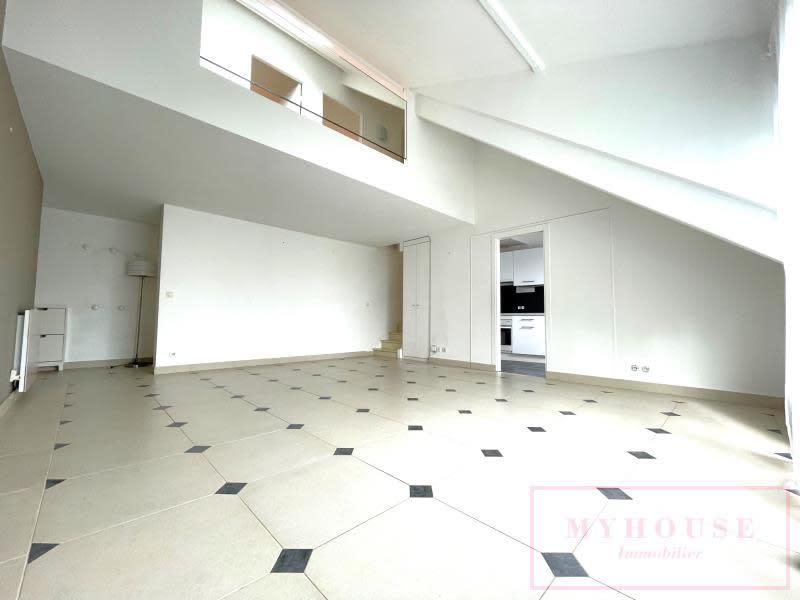 Sale apartment Bagneux 425000€ - Picture 2