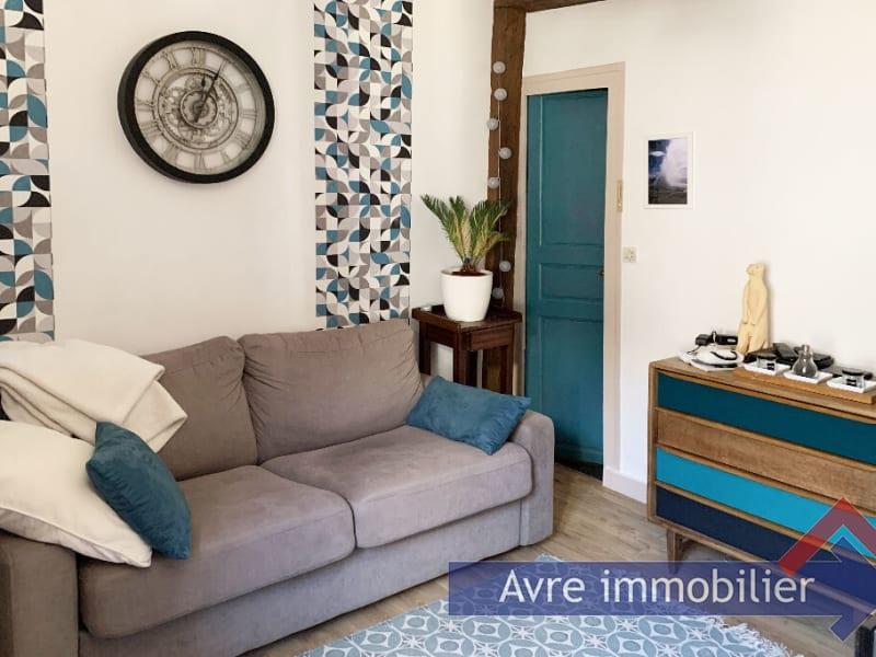 Vente maison / villa Verneuil d avre et d iton 113000€ - Photo 1