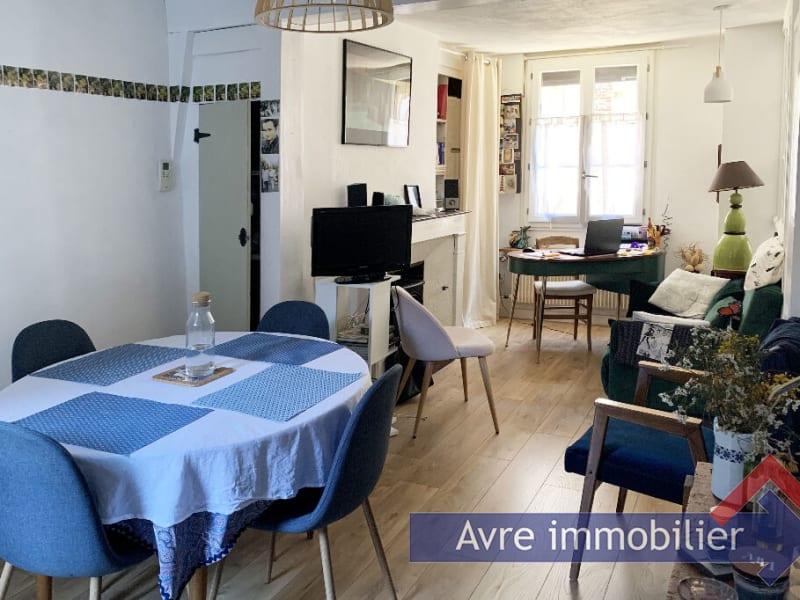 Vente maison / villa Verneuil d avre et d iton 113000€ - Photo 2