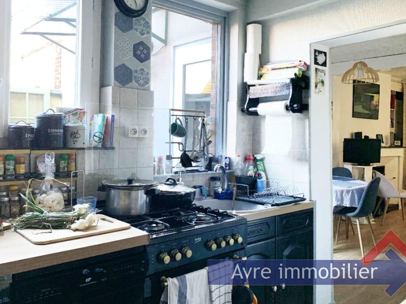 Vente maison / villa Verneuil d avre et d iton 113000€ - Photo 6