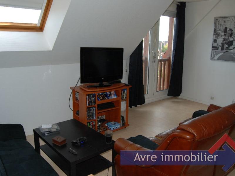 Location appartement Verneuil d avre et d iton 408€ CC - Photo 2