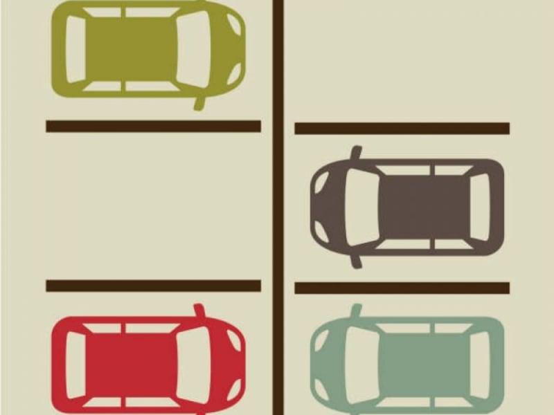 Rental parking spaces Palaiseau 81,60€ CC - Picture 1