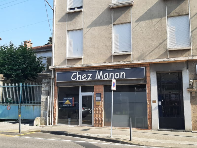 Vente local commercial Carcassonne 63000€ - Photo 1