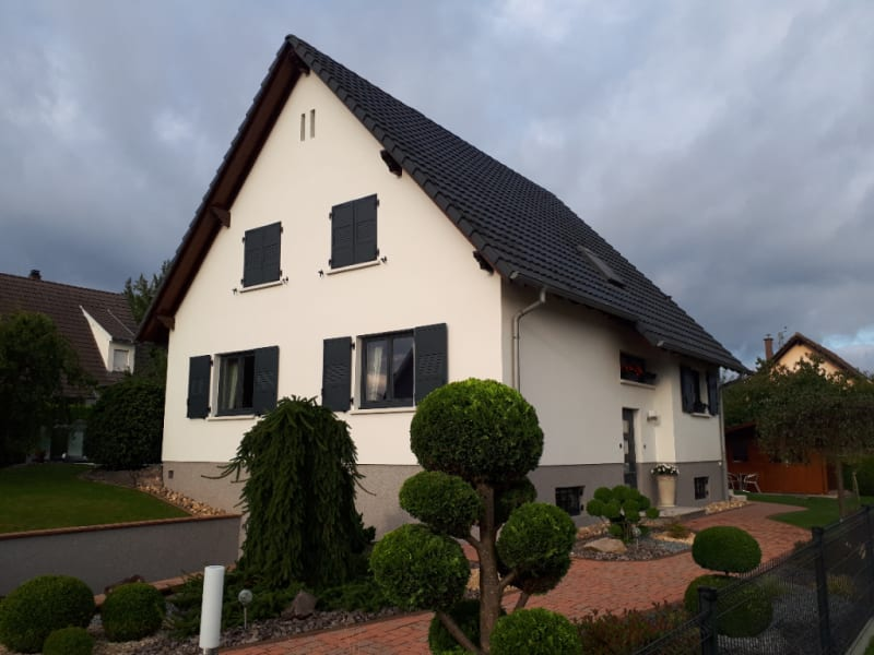 Vente maison / villa Romanswiller 558981€ - Photo 1
