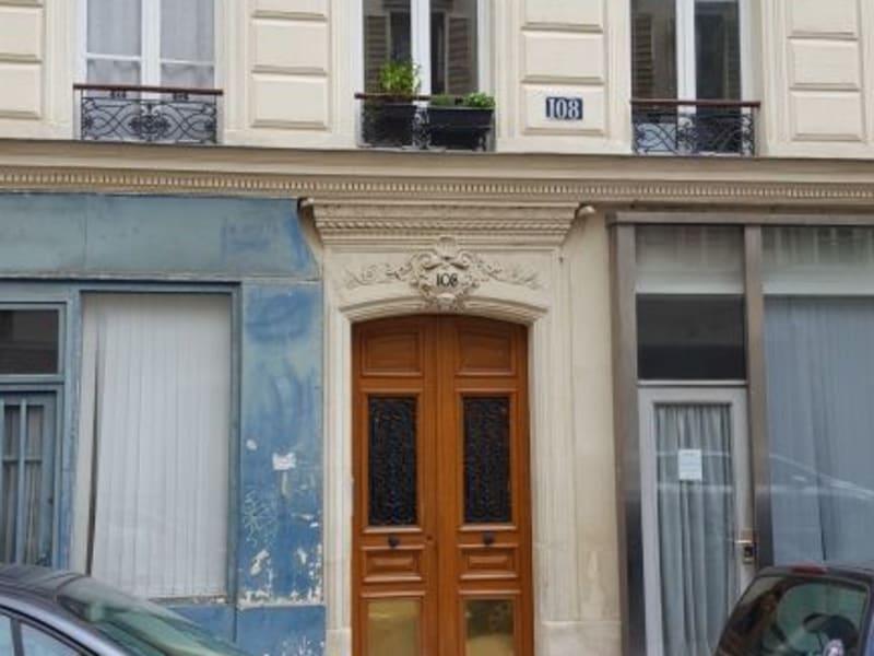 Rental apartment Paris 17ème 922€ CC - Picture 1