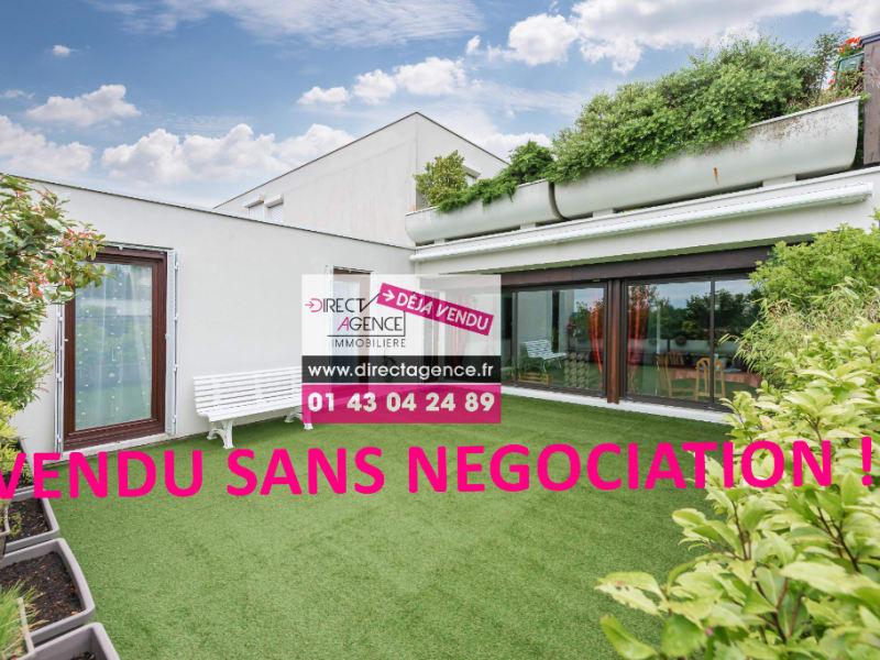 Vente appartement Champs sur marne 345000€ - Photo 1