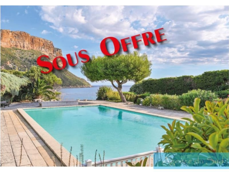 Vente appartement Cassis 780000€ - Photo 1