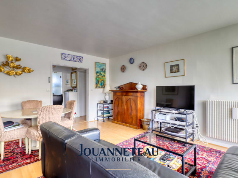 Sale apartment Vanves 499000€ - Picture 3