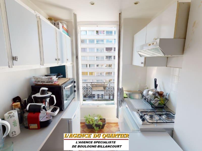 Venta  apartamento Boulogne billancourt 284000€ - Fotografía 3
