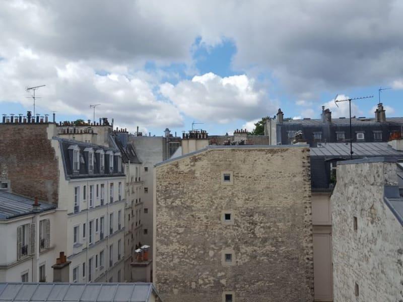 Rental apartment Paris 17ème 922€ CC - Picture 2