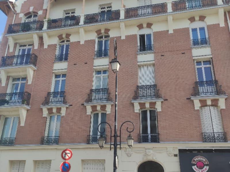 Rental apartment La varenne saint hilaire 550€ CC - Picture 1