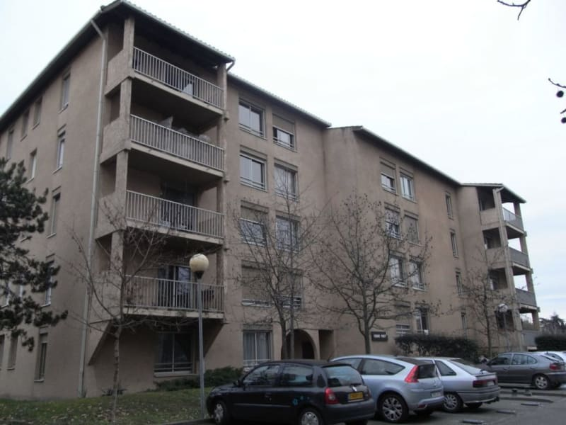 Rental apartment Toulouse 480€ CC - Picture 1