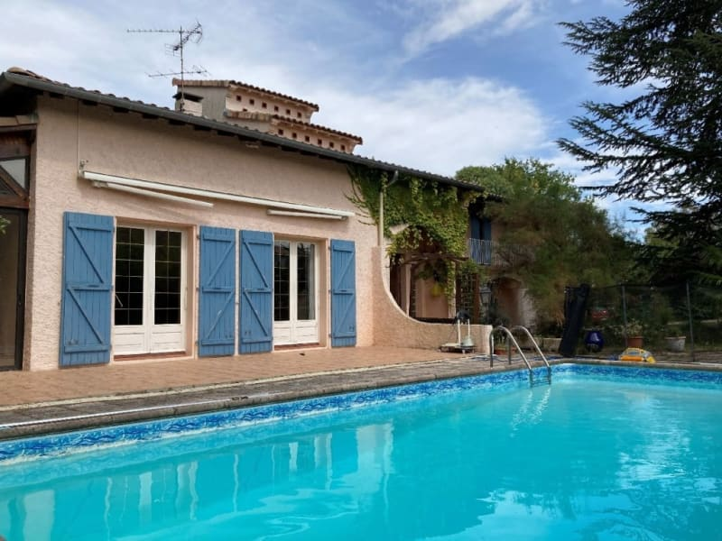 Sale house / villa Rouffiac-tolosan 680000€ - Picture 1